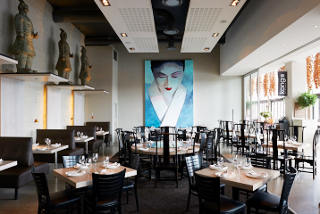 Picture Kong Restaurant in Fourways, Sandton, Johannesburg, Gauteng, South Africa