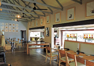 Picture Kuka Café in Hazyview, The Panorama, Mpumalanga, South Africa