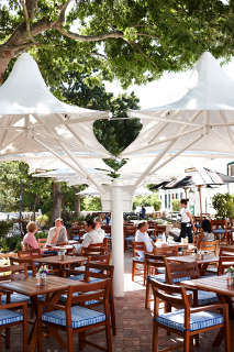 Picture La Belle Café & Bakery at the Alphen Hotel in Constantia (CPT), Southern Suburbs (CPT), Cape Town, Western Cape, South Africa