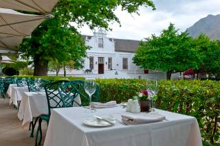 Picture Lanzerac Hotel & Spa in Stellenbosch, Cape Winelands, Western Cape, South Africa
