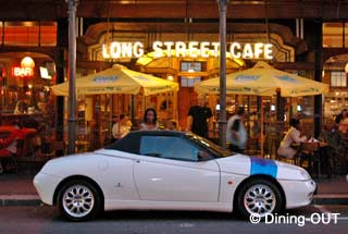 Picture Long Street Cafe in Cape Town CBD, City Bowl, Cape Town, Western Cape, South Africa