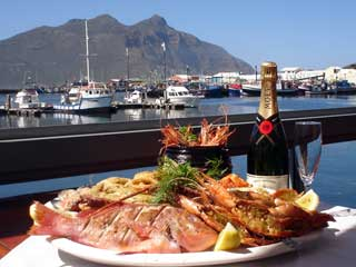 Picture The Lookout Deck  Hout Bay in Hout Bay, Atlantic Seaboard, Cape Town, Western Cape, South Africa