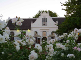 Picture Lord Neethling Restaurant in Stellenbosch, Cape Winelands, Western Cape, South Africa