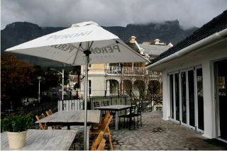Picture Marika's Restaurant in Gardens, City Bowl, Cape Town, Western Cape, South Africa