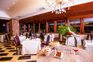 Picture Meadow Green Restaurant at Irene Country Lodge in Irene, Centurion, Pretoria / Tshwane, Gauteng, South Africa