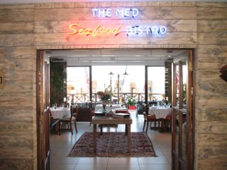 Picture The Med Seafood Bistro in Plettenberg Bay, Garden Route, Western Cape, South Africa