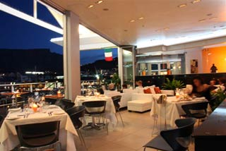 Picture Meloncino<br>Ristorante - Bar - Pizzeria Italiano in Waterfront, City Bowl, Cape Town, Western Cape, South Africa