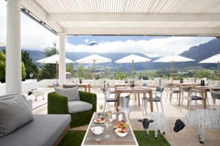 Picture Miko @ Mont Rochelle Hotel in Franschhoek, Cape Winelands, Western Cape, South Africa