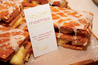 Picture Moema's Restaurant in Parktown North, Northcliff/Rosebank, Johannesburg, Gauteng, South Africa