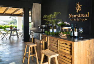 Picture Newstead Wines & Vineyard Kitchen in Plettenberg Bay, Garden Route, Western Cape, South Africa