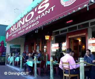 Picture Nunos Portuguese Restaurant in Melville (JHB), Northcliff/Rosebank, Johannesburg, Gauteng, South Africa