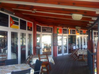 Picture O Pescador Restaurant in Knysna, Garden Route, Western Cape, South Africa