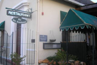 Picture Old Townhouse Restaurant in George, Garden Route, Western Cape, South Africa
