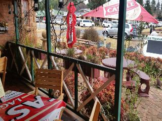 Picture Old Transvaal Restaurant in Dullstroom, Highlands, Mpumalanga, South Africa