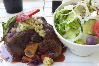 Picture Oppie Dorp Restaurant in Stellenbosch, Cape Winelands, Western Cape, South Africa