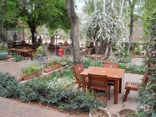 Picture Ouma's Tea Garden & Restaurant in Irene, Centurion, Pretoria / Tshwane, Gauteng, South Africa