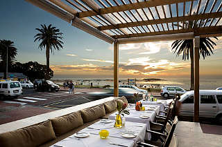 Picture Paranga in Camps Bay, Atlantic Seaboard, Cape Town, Western Cape, South Africa