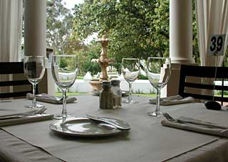 Picture Poplars Restaurant in Durbanville, Northern Suburbs (CPT), Cape Town, Western Cape, South Africa