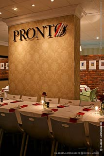 Picture Pronto Italian Restaurant in Craighall Park, Northcliff/Rosebank, Johannesburg, Gauteng, South Africa