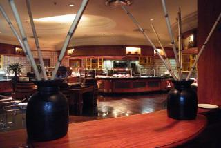 Picture Quarterdeck Restaurant at the GrandWest Casino in Goodwood, Northern Suburbs (CPT), Cape Town, Western Cape, South Africa