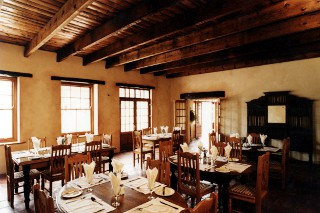 Picture Rietfontein Ostrich Palace Restaurant in Calitzdorp, Klein Karoo, Western Cape, South Africa