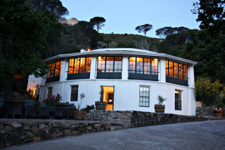 Picture The Roundhouse in Camps Bay, Atlantic Seaboard, Cape Town, Western Cape, South Africa