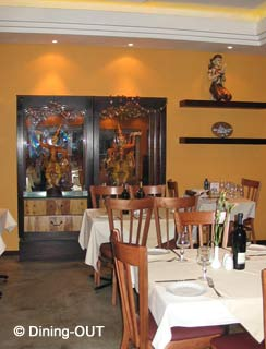 Picture Saffron Indian Restaurant - Strathavon in Strathavon, Sandton, Johannesburg, Gauteng, South Africa