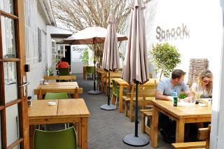 Picture Sanook Café in Berea(EL), East London, Amatole, Eastern Cape, South Africa