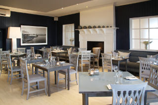 Picture SeaFood at the Marine in Hermanus, Overberg, Western Cape, South Africa