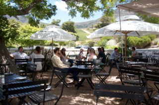 Picture Simon's at Groot Constantia in Constantia (CPT), Southern Suburbs (CPT), Cape Town, Western Cape, South Africa