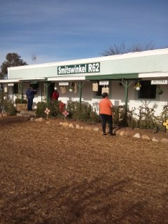 Picture Smitswinkel R62 in Calitzdorp, Klein Karoo, Western Cape, South Africa