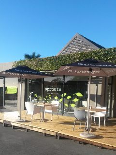 Picture Sprouts Bistro, Wine Bar & Deli in Nahoon, East London, Amatole, Eastern Cape, South Africa