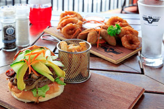 Picture The Stud Burger & Saloon  in Woodstock, Southern Suburbs (CPT), Cape Town, Western Cape, South Africa