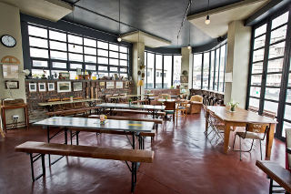 Picture The Taproom @ Devils Peak Brewery in Salt River, Southern Suburbs (CPT), Cape Town, Western Cape, South Africa