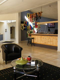 Picture The Courier Restaurant in Vorna Valley, Midrand, Johannesburg, Gauteng, South Africa