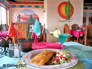 Picture The Mexican in Jeffreys Bay, Cacadu (Sarah Baartman), Eastern Cape, South Africa