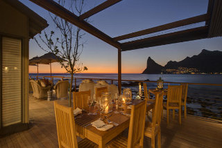 Picture Tintswalo Atlantic Restaurant in Hout Bay, Atlantic Seaboard, Cape Town, Western Cape, South Africa