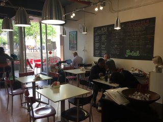 Picture Urban Bean in Cape Town CBD, City Bowl, Cape Town, Western Cape, South Africa