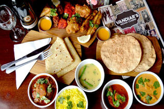Picture Vandiar's Indian Cuisine in Gardens, City Bowl, Cape Town, Western Cape, South Africa