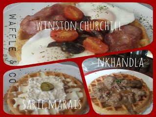 Picture Waffle & Co in Dullstroom, Highlands, Mpumalanga, South Africa