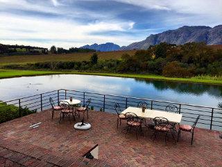 Picture Webersburg Bistro in Stellenbosch, Cape Winelands, Western Cape, South Africa