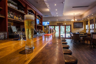 Picture Woodcutters Arms in Hout Bay, Atlantic Seaboard, Cape Town, Western Cape, South Africa