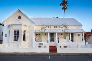 Picture Ye Olde Tavern in Montagu, Breede River Valley, Western Cape, South Africa