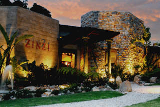 Picture Zinzi Restaurant in Plettenberg Bay, Garden Route, Western Cape, South Africa