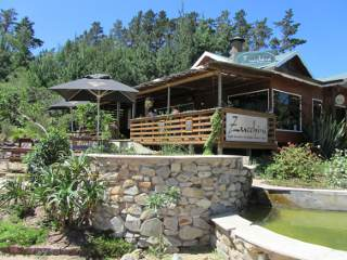 Picture Zucchini Restaurant in Wilderness, Garden Route, Western Cape, South Africa