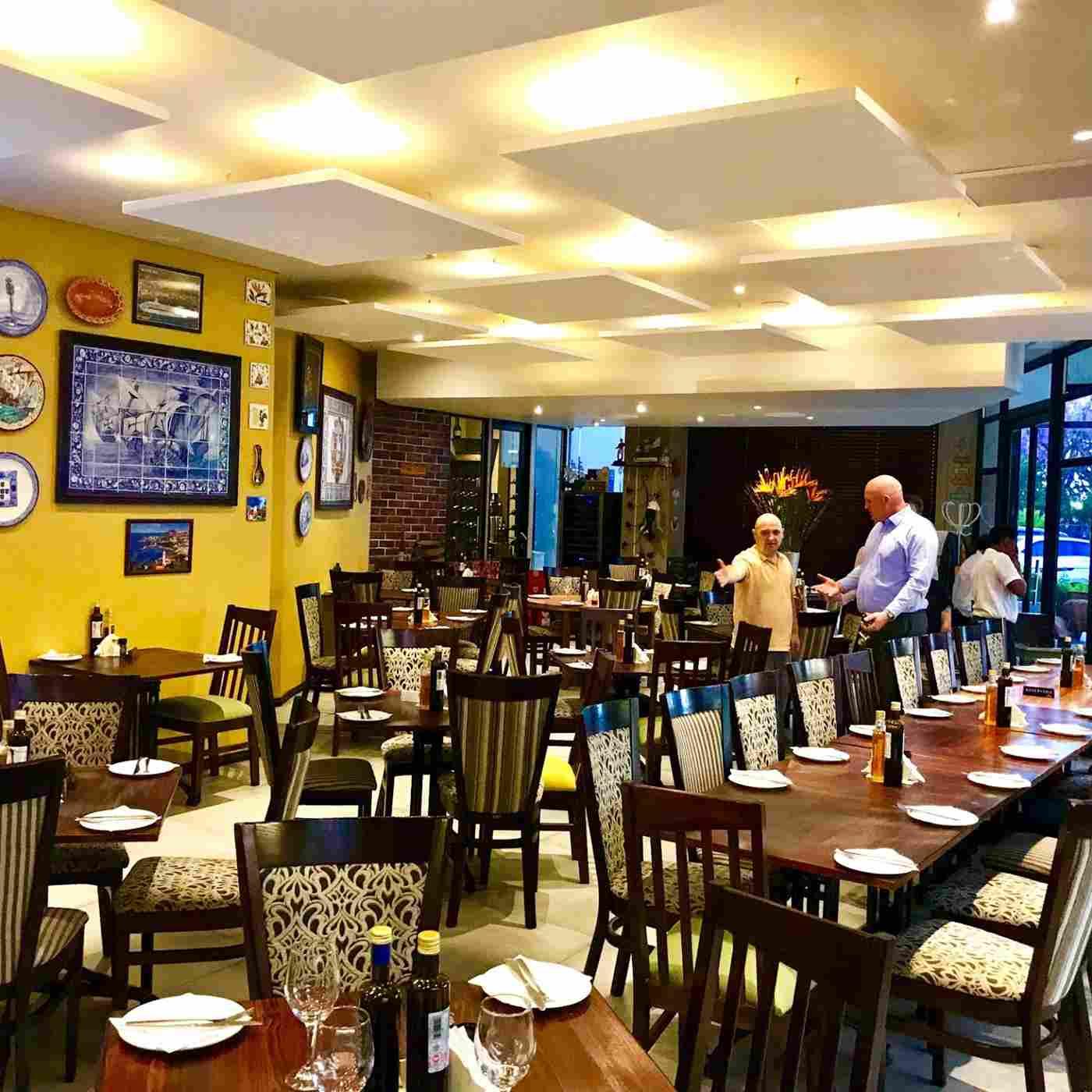 1920 Portuguese Restaurant Hyde Park