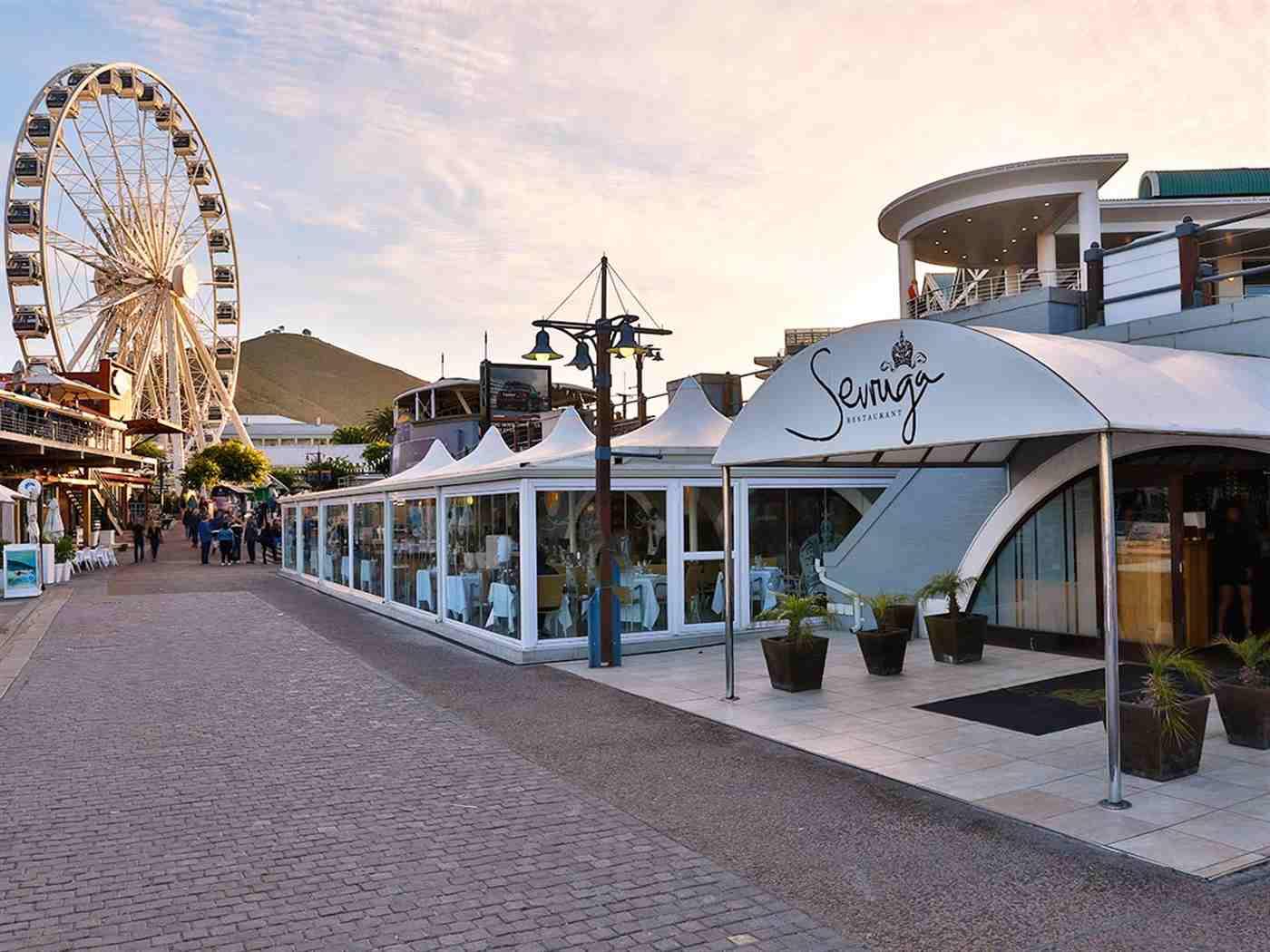 Sevruga Restaurant - Cape Town