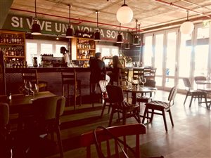 Lupa Osteria - V&A Waterfront