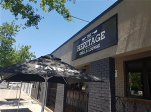 The Heritage Grill and Lounge