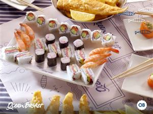 Tokai Restaurants, Ocean Basket - Blue Route